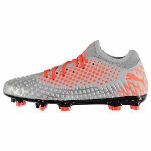 Puma-Kids-Boys-Future-4-4-Junior-FG-Football-Boots-Firm-Ground-Lace-Up