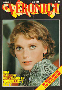 VERONICA-1982-nr-18-MIA-FARROW-SOLUTION-POWERPLAY-FONS-RADEMAKERS