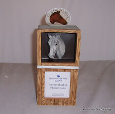 Border Fine Arts Shire Horse Moneybox and Picture Frame