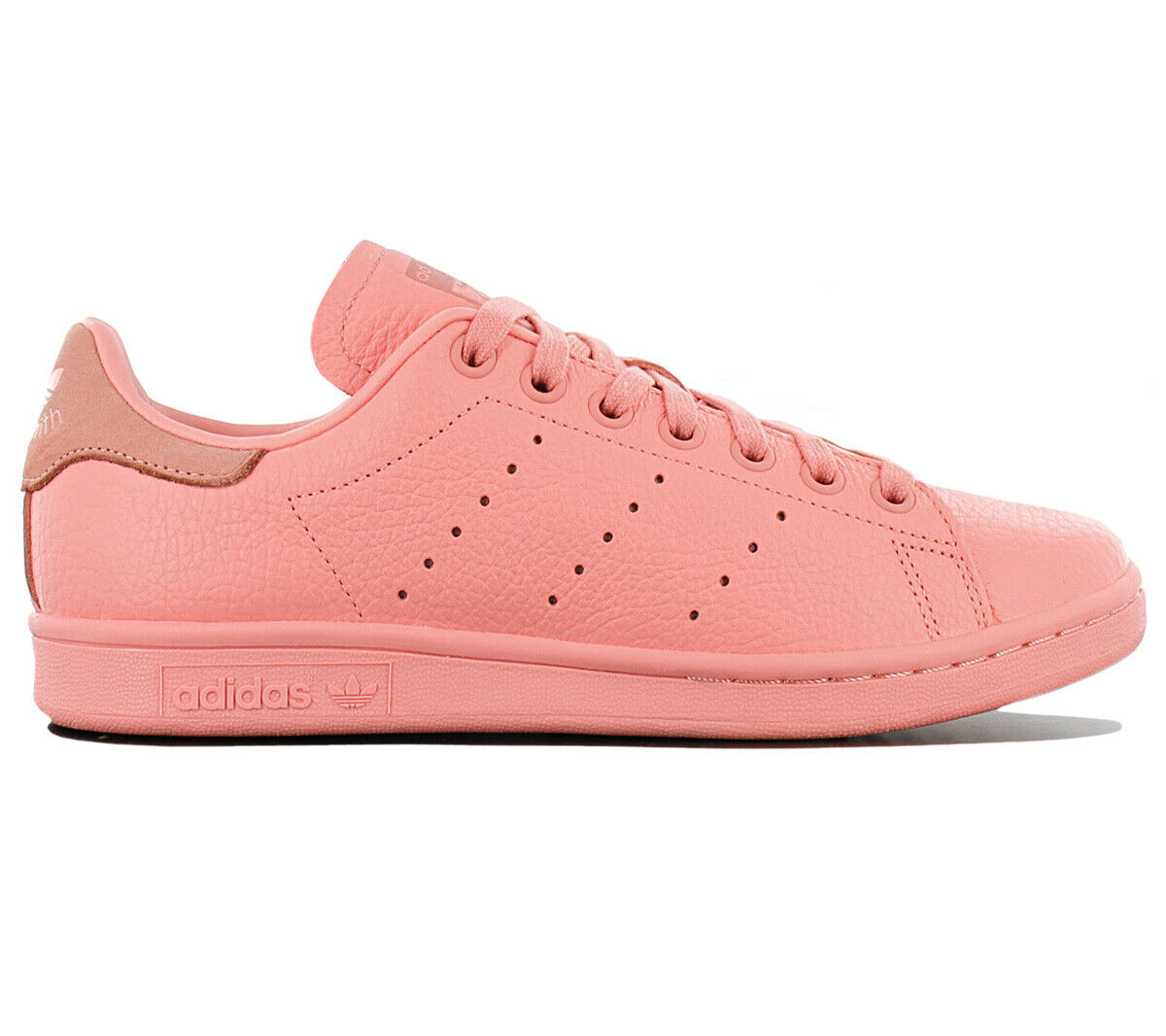 Adidas Originals Stan Smith Baskets Femme BZ0469 Cuir Rose Chaussures baskets