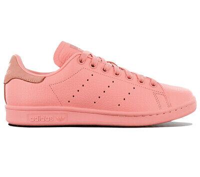 adidas Originals Stan Smith Damen Sneaker BZ0469 Leder Rosa Schuhe Turnschuh NEU   eBay