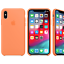 Para-Apple-iPhone-XS-Max-XR-6-7-de-8-PLUS-de-silicona-suave-cubierta-estuche-original-de-Fabricante miniatura 23