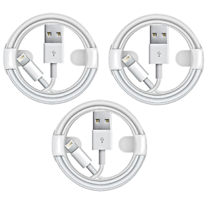 3X-Genuine-Original-OEM-Apple-iPhone-XS-Max-X-8-7-6S-Lightning-Cable-Charger-1M