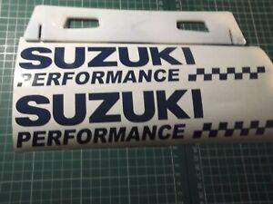 SUZUKI PERFORMANCE CIVIC SPORT  CAR STICKERS DECAL