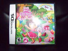 Nintendo DS Game Dora's Big Birthday Adventure NEW