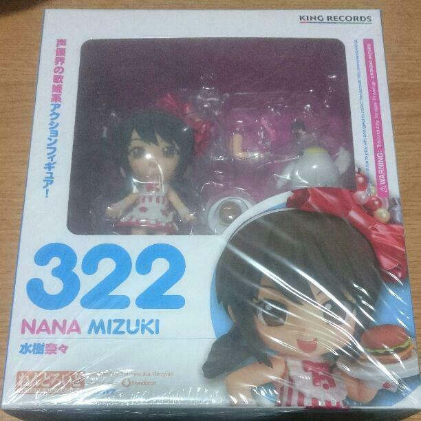 Seiyuu Mizuki Nana Nendorid Figure Good Smile Company King record 2013 F S