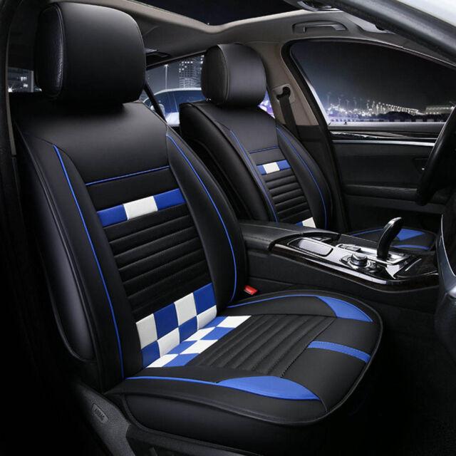 Marvelous Car 7X Microfiber Leather Seat Covers For Hyundai Elantra Sonata Ix35 Kia Optima Theyellowbook Wood Chair Design Ideas Theyellowbookinfo
