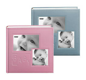 Baby-Photo-Album-Kids-Boy-Girl-Memory-Book-Unisex-Photo-Journal-200-4-034-x-6-034