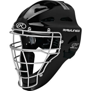 RAWLINGS-RENEGADE-COOLFLO-HOCKEY-STYLE-TEEN-ADULT-CATCHERS-HELMET-CHRNGD-BLACK