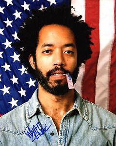 GFA-The-Daily-Show-WYATT-CENAC-Signed-Autograph-8x10-Photo-PROOF-W1-COA