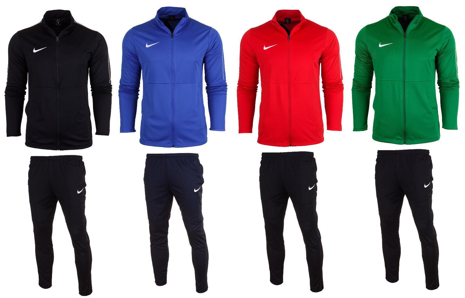 Nike Park heren trainingsanzug sportanzug jogginganzug football