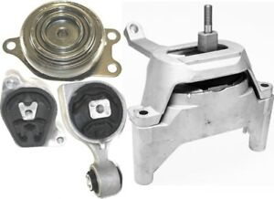 4PC MOTOR MOUNT FOR 2007-2008 NISSAN MAXIMA  3.5L ENGINE  FAST FREE SHIPPING