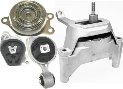 9M1317 4pc Motor  Mounts fit AUTO 2.5L 2007-2012 Nissan Altima Engine n Trans