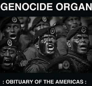 GENOCIDE-ORGAN-Obituary-Of-The-Americas-LP-Haus-Araffna-Brighter-Death-Now-CMI