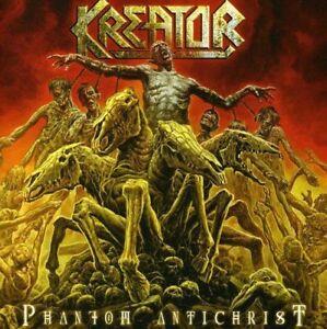 Kreator-PHANTOM-Anticristo-CD-DVD-DIGIPACK-LIMITED-EDITION-NUOVO