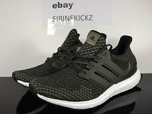 Adidas Ultra Boost 3.0 Trace Cargo DS Size 11.5