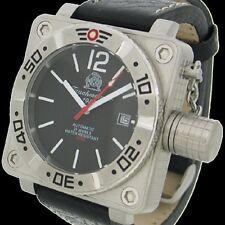 XL-U-Boot automatico militare orologio subacqueo 20atm WR t143