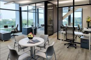 Oficina En Renta En Centro De Negocios En Torre Virreyes Para 40 Personas (m2o20