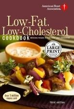 American Heart Association Low-Fat, Low-Cholesterol Cookbook, 3rd-ExLibrary