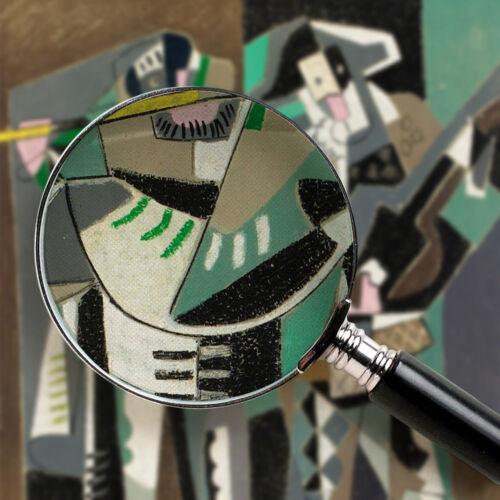Commedia dell/'Arte Stampa Gicée su tela Canvas Fine Art Cubismo Gino Severini