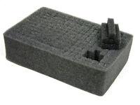 Replacement Cubed Pluck Foam Fits Your Nanuk Nano 330 Microcase Case