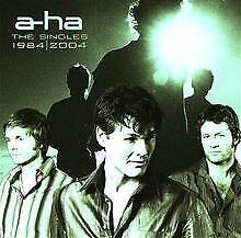 The-Singles-1984-2004-von-A-Ha-CD-Zustand-gut