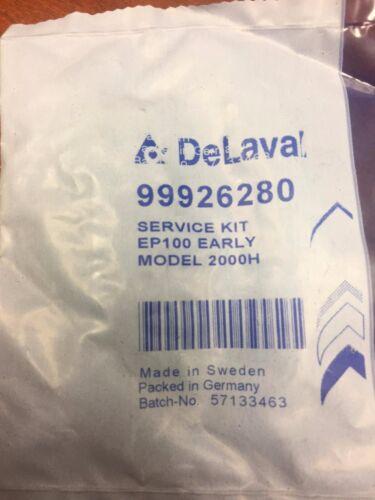 Genuine Delaval EP100 Diaphragm Set 99926280 NIB model 2000H