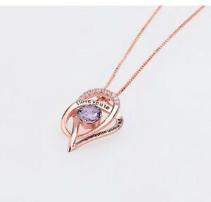 Sterling-Silver-Rose-Gold-Heart-Necklace-18-034-I-Love-You-to-the-Moon-and-Back