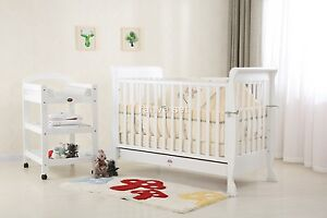 Cribs Sleigh Cot And Change Table Baby