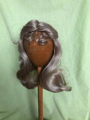 New DOLL WIG Style MOSA Size 11-12 Color Blonde Modacrylic By Global Dolls NOS