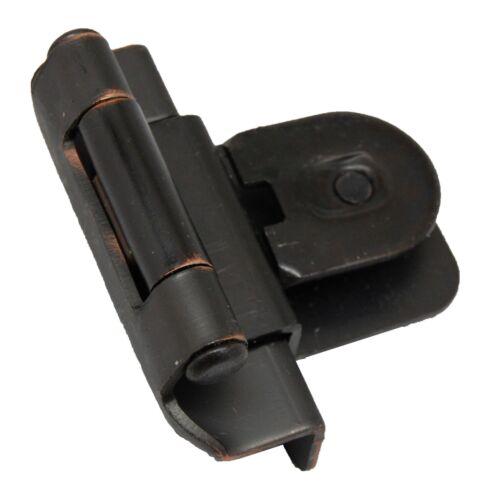 """LOT 50 AMEROCK Steel 3//8/"""" Inset Double Demountable Door Hinge Bronze CMR8700ORB"""