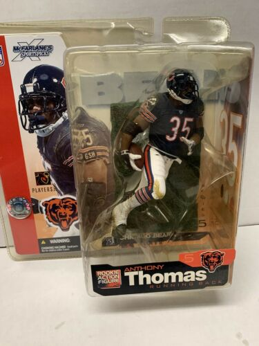 McFarlane Chicago Bears Anthony Thomas série 5