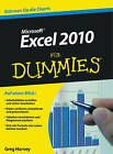Excel 2010 Fur Dummies by Greg Harvey (Paperback, 2010)