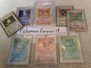 POKEMON 13 CARD LOT! FLAREON GOLD STAR PROMO PLAY? ESPEON? GYARADOS? Grab Bag!