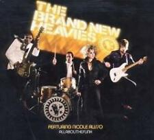 Brand New Heavies,the - Allaboutthefunk & Get Used to It (OVP)