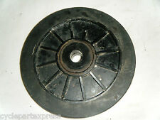 1972 Arctic Cat Panther 440 Rear Axle Idler Wheel (has a crack in the rubber)