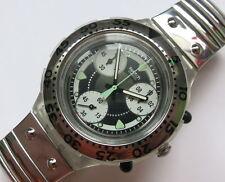 Space trip swatch aquachrono midi-sek107-nuevo y sin uso