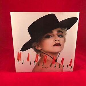 MADONNA-La-Isla-Bonita-1987-UK-7-034-vinyl-single-EXCELLENT-CONDITION-A