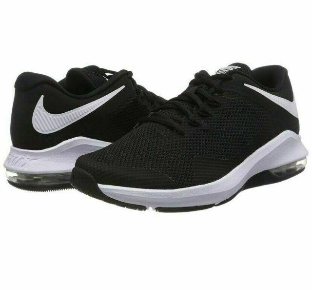 Nike Air Max Alpha Trainer Shoes Black