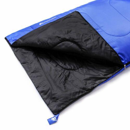 Schlafsack Mumienschlafsack Deckenschlafsack 0°C+15°C Outdoor DREAMER meteor