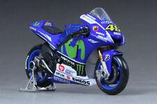 1:18 MAISTO YAMAHA YZR M1 model MotoGP Race Bikes Rossi Lorenzo race