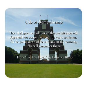 Ode-of-Remembrance-For-the-Fallen-Mouse-Mat