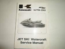 2007 Kawasaki Ultra 250X Jet Ski Watercraft Service Repair Shop Manual BRAND NE