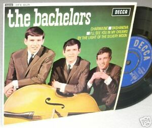 THE-BACHELORS-EP-ORIGINALE-PRIMI-ANNI-039-60-RARITY-EX