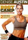 Denise Austin Bootcamp Total Body Bla 0012236205876 DVD Region 1
