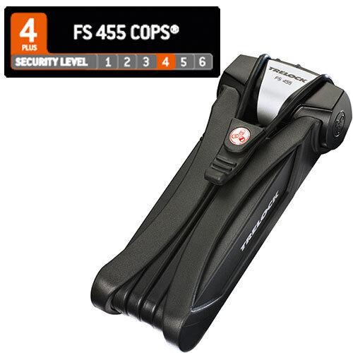Faltschloss FS455 COPS85cm Halter schwarz