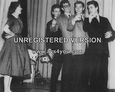 """Buddy Holly / Everly Brothers 10"""" x 8"""" Photograph no 25"""