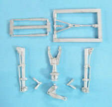 F9F//F-9 Cougar Landing Gear improved for 1//48th Scale Kitty Hawk SAC 48269