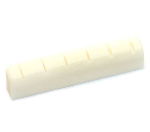 "1 Slotted Bone 1-11//16/"" Nut for Gibson® Guitar BN-LP116"