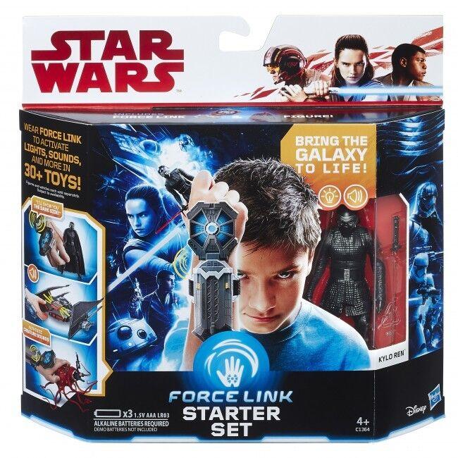 Star Wars E8 Force Link Starter Set Including Force Link